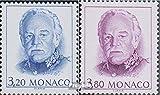 Monaco 1959-1960 (complète.Edition.) 1990 Timbres: Prince Rainier III. (Timbres pour Les collectionneurs)