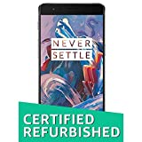 (Renewed) OnePlus 3 Graphite A3003 (IN) 64GB