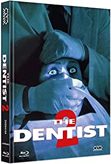 The Dentist 2 [Blu-Ray+DVD] - uncut - auf 666 limitiertes Mediabook Cover A [Limited Edition]