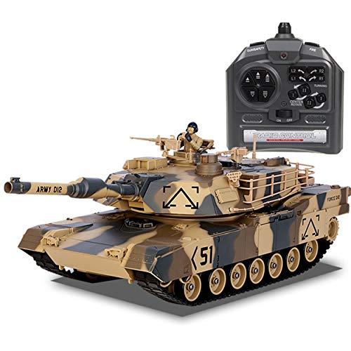 Lorenlli 1/26 Skala schießen bb bulle Tank Set rc militärauto Fernbedienung Modell Spielzeug Geschenk Fahrzeug mit 360 ° Drehen Lebensanzeige