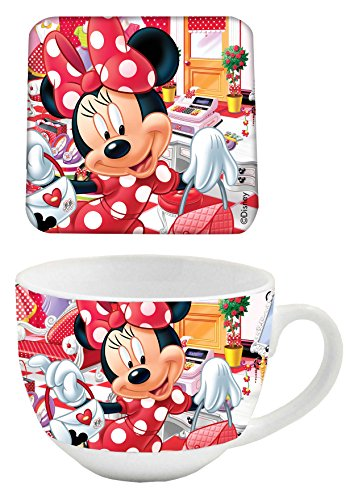 Minnie Disney D94626 MC - Gift Kitchen Tazza e Sottobicchiere
