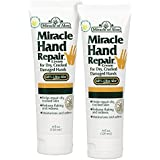 2-Pack Miracle of Aloe Miracle Hand Repair Cream 4 Ounce