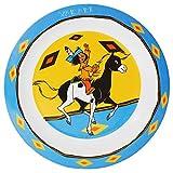 """großer Teller - Kinderteller """" Yakari Indianerjunge & Pferd kleiner"""