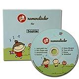 Namenslieder CD - Personalisierte Kinderlieder - 8 Kinderlieder gesungen mit Deinem Namen - Zur Taufe, Geburtstagsgeschenk, Taufgeschenk