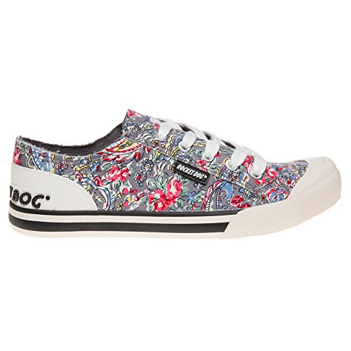 Rocket Dog Jazzin Brushed Donna Sneaker Multicolore Multi