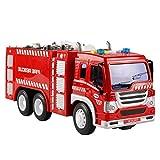 YeahiBaby Feuerwehrauto Spielzeug mit Licht L...Vergleich