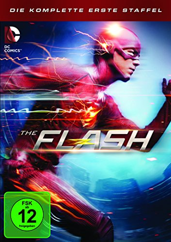 The Flash Staffel 1 [5 DVDs] (Für Erwachsene Flash)