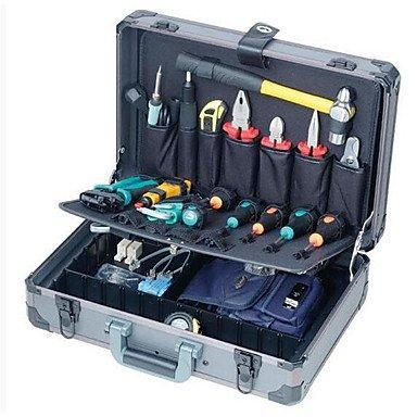 ZQQ pk-4028bm Audio- und Video-Netzwerk Telekommunikation Verkabelung Werkzeuggruppe Kommunikation Spezial Werkzeug-Set 37 Pk Audio
