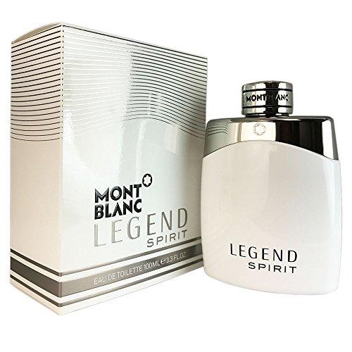 Mont Blanc Legend Spirit Eau de Toilette Spray 100 ml