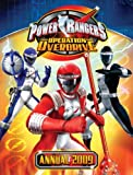 Power Rangers Operation Overdrive, Annual 2009 by VARIOUS (2008-08-04)