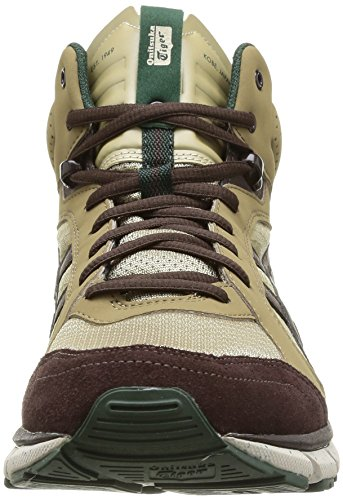 Asics Harandia Mt, Chaussures homme Sand/Dark Brown