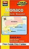 Plan de ville : Monaco - Monte-Carlo (avec un index)