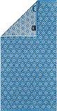 Cawö Handtuch Youki 950 | 17 blau - 50 x 100