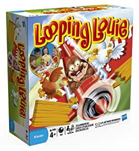 "Hasbro - 15692100 - MB - ""Looping Louie"" - Langue : Allemand"
