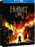 The Hobbit: The Battle Of The Five Armies [3D + Blu-ray] [steelbook] English, Greek, Estonian, Hindi, Chinese, Korean, Croatian, Latvian, Lithuanian, Ukranian, Russian, Slovenian, Thai, Turkish, Czech