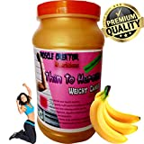 Muscle Creator nutrition's (thin to heroine) weight gainer for women banana 1 kg