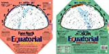 Equatorial Guide to the Stars (English and Spanish Edition)