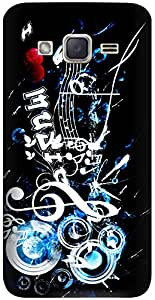 Delberto Printed Back Cover for Samsung Galaxy J7