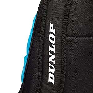 511yCwMKlpL. SS300  - Dunlop Tour Mochila tenis negro / Azul