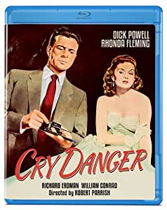 Cry Danger [Blu-ray] [1951] [US Import]