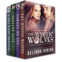 The Mystic Wolves (Volume 1 Box Set) (The Mystic Wolves Boxset)