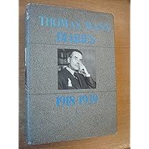 Diaries, 1918-39