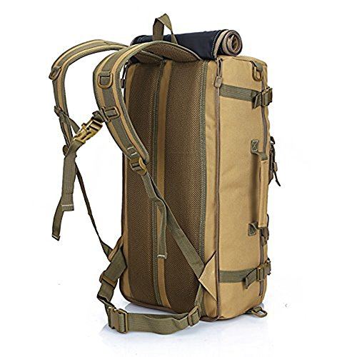 Diamond Candy 50L Schulterbeutel, Schulterbeutel , Handtaschen , Computer-Taschen, Wandern Rucksäcke, Klettern Rucksäcke, Outdoor Rucksäcke,verstellbare Multifunktionsrucksäcke . Khaki