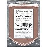 Heilen Biopharm Hibiscus Powder for Face Packs & Hair Care (100 gm / 3.5 oz / 0.14 lb)