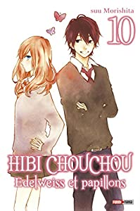 Hibi Chouchou - Edelweiss & Papillons Edition simple Tome 10