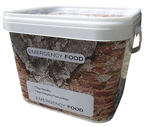 Emergency Food 7 Tage Ration \'Prepper\'