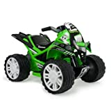 Injusa - Quad The Beast 12v Kawasaki