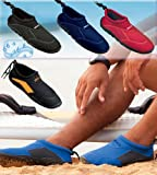 BECO Aquaschuhe Surfschuhe Strandschuhe Neoprenschuhe für Damen und Herren
