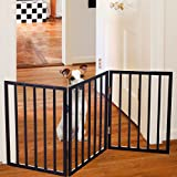 Best Dog Gate - PAW Easy Up Free Standing Folding Gate Review