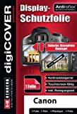 digiCOVER Premium Displayschutzfolie Canon EOS-1D X Mark II -