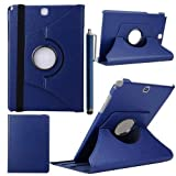Samsung Galaxy Tab A 9,7slim folio Stand Cover Case für Samsung Galaxy Tab A sm-t5509.7-inch-dunkelblau
