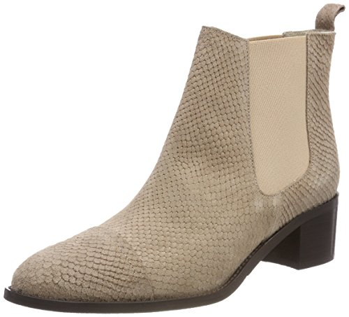 Bianco Damen Dress Chelsea Boots, Beige (Sand), 39 EU (Beige Wildleder-boot)