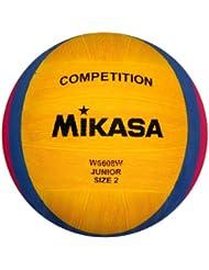 Mikasa 1213 W6608W - Balón de waterpolo, color amarillo, ...