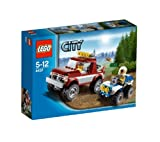 Lego City 4437 - Verfolgung im Gelände