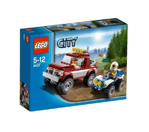 LEGO City 4437 - Verfolgung im Gelände -