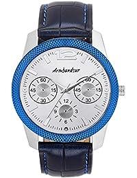 Armbandsur Analog Silver dial elegant Watch-ABS0026MBW