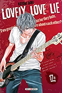 Lovely Love Lie Edition simple Tome 17