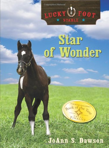 Star of Wonder (Lucky Foot Stable, Band 2)
