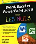 Word, Excel, PowerPoint 2010 Pour les...