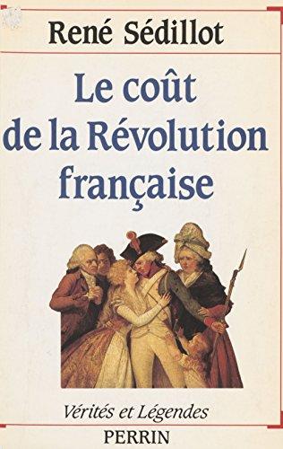 Le Coût de la Révolution française