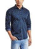 V Dot Men's Casual Shirt (8907485089129_...