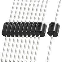 TrifyCore 10 Piezas 10a10 10a 1000V diodo rectificador, de propósito General