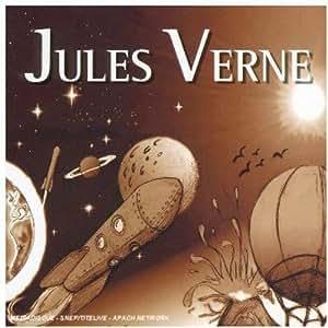 Jules Verne : 17 Compositions et 22 illustrateurs (inclus 2 CD et 1 BD)