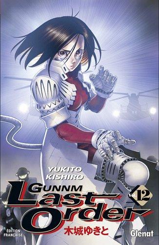 Gunnm Last Order Vol.12 par KISHIRO Yukito