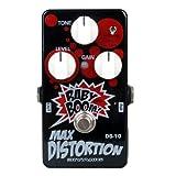 Biyang DS-10 Guitare Basse pédale d\'effet Max Distortion Véritable bipasse