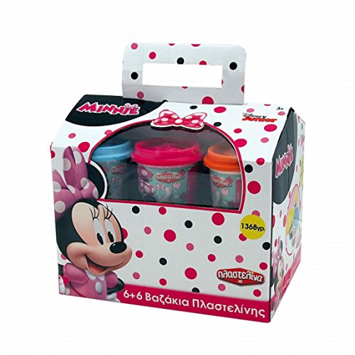 AS Company Disney 1045-03580. Pack de 12 plastilinas.
